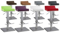 Tabouret Dallas inox